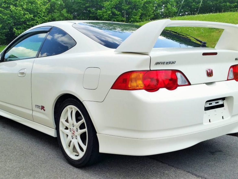 2004 Honda Integra 2.0 i VTEC DC5 Type R 3dr Hatchback