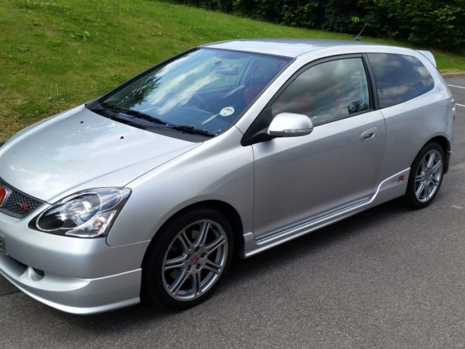 2005 Honda Civic 2.0 i VTEC Type R Premier Edition AC 3dr Hatchback