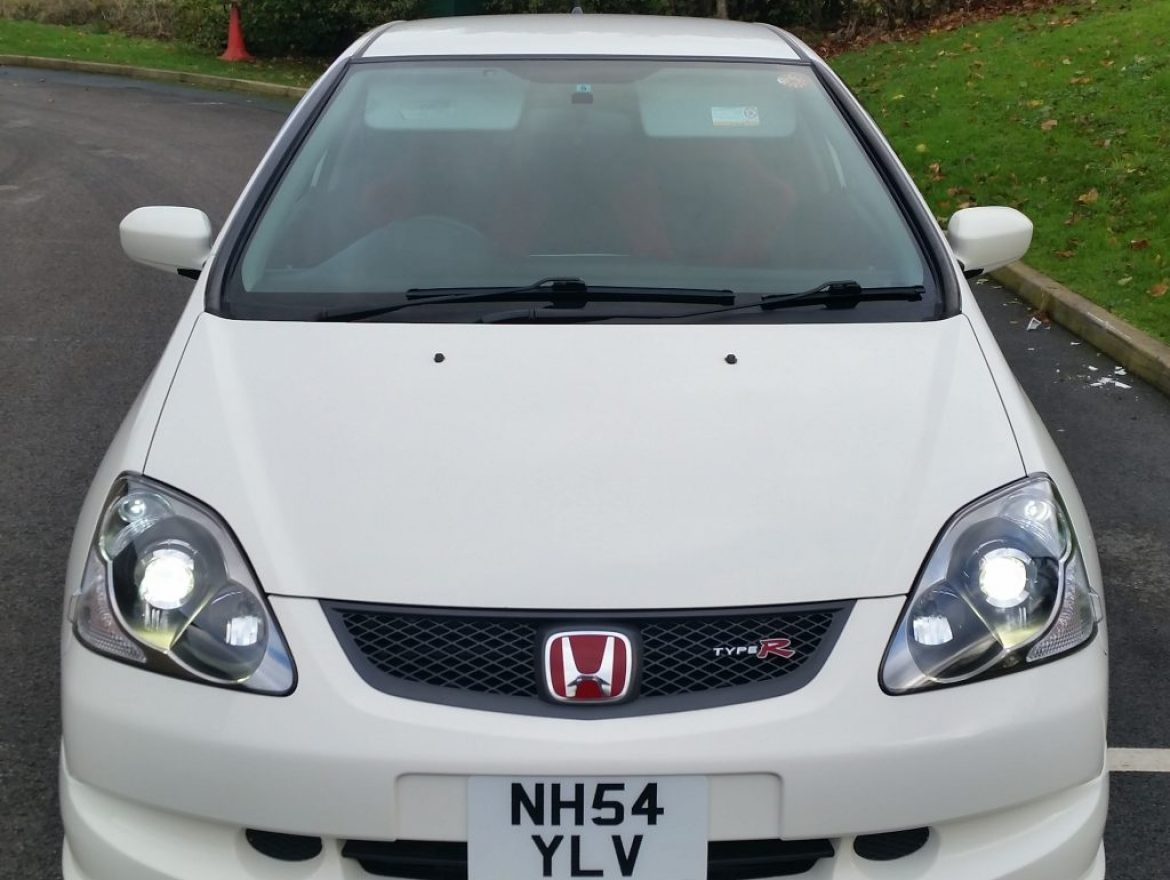 2004 jdm honda civic 2 0 type r ep3 220 bhp airedale cars. Black Bedroom Furniture Sets. Home Design Ideas