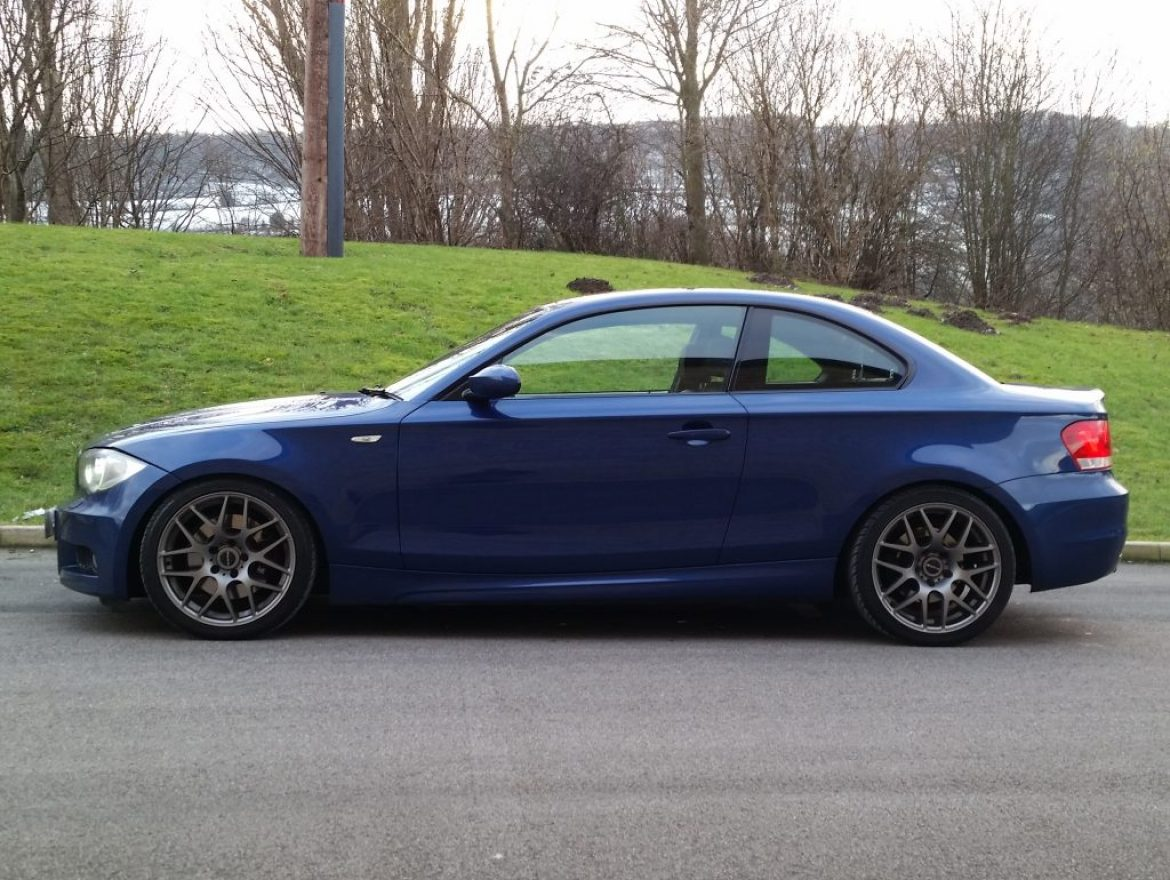 Bmw 123d Coupe M Sport Another Cars Log S