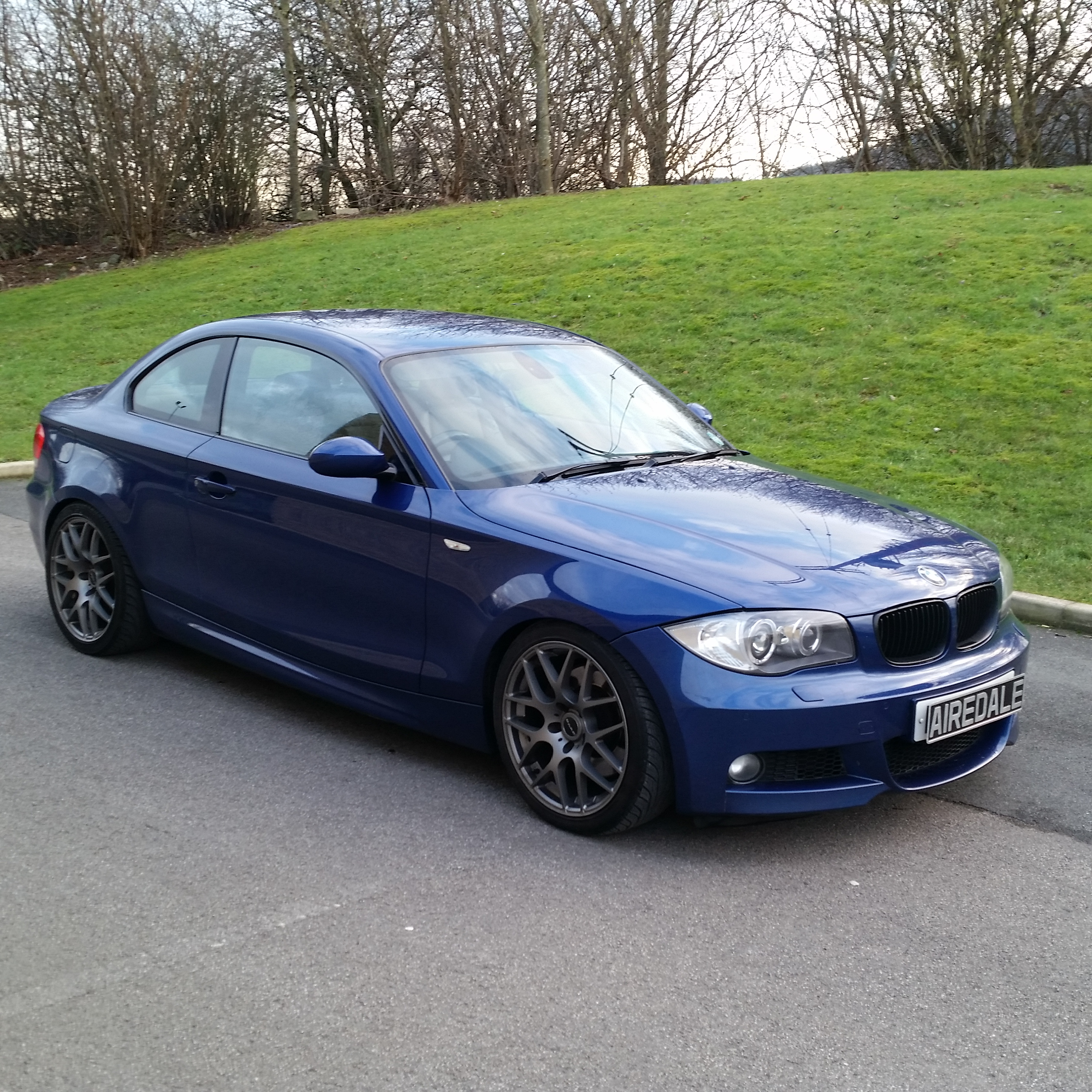 2008 Bmw 123D 2.0 M Sport Twin Turbo 3dr Coupe