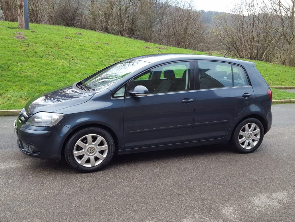2008 vw golf plus 1 9 tdi sport 5 door hatchback airedale cars. Black Bedroom Furniture Sets. Home Design Ideas