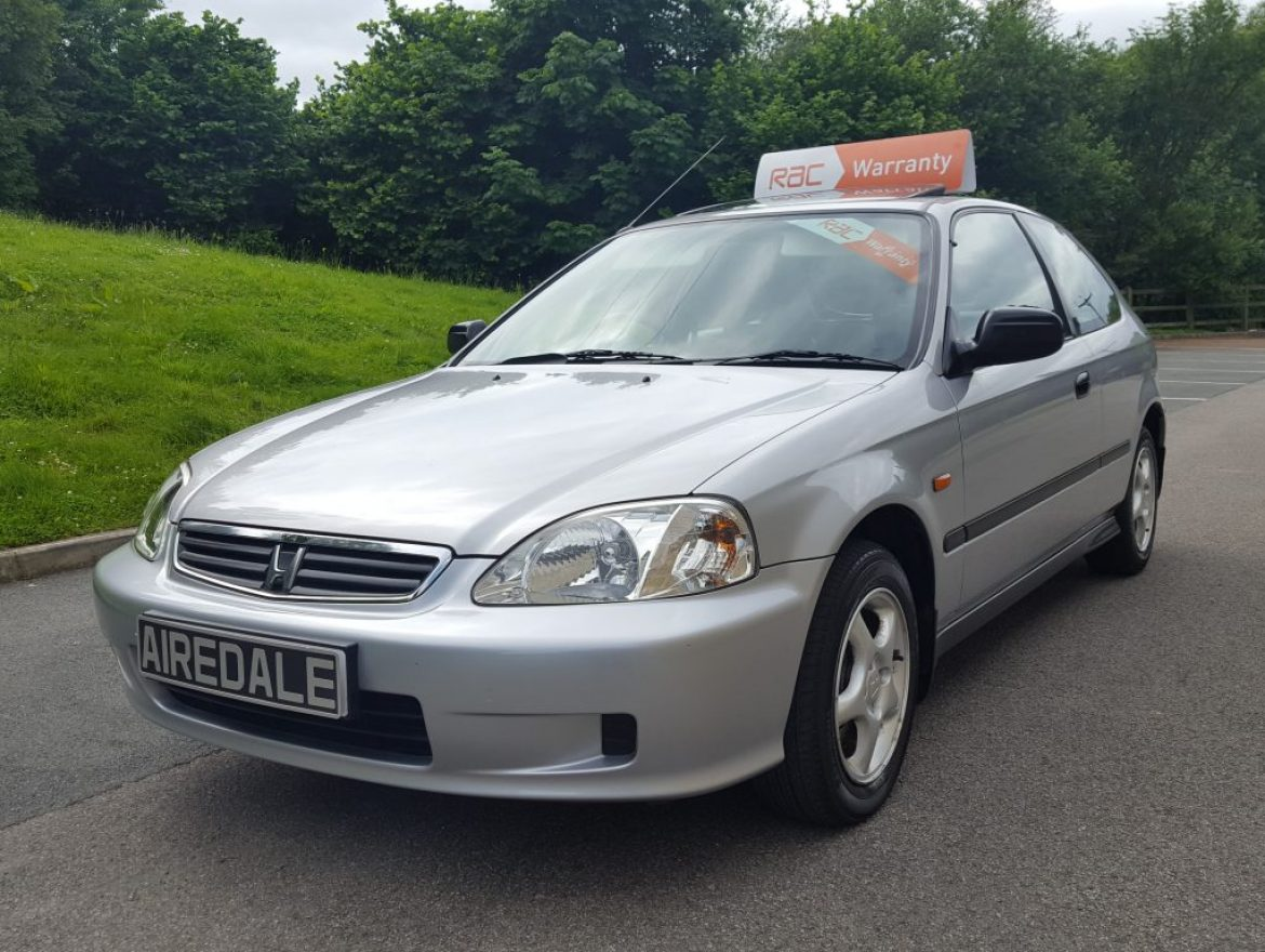 honda civic   sport dr sun roof airedale cars