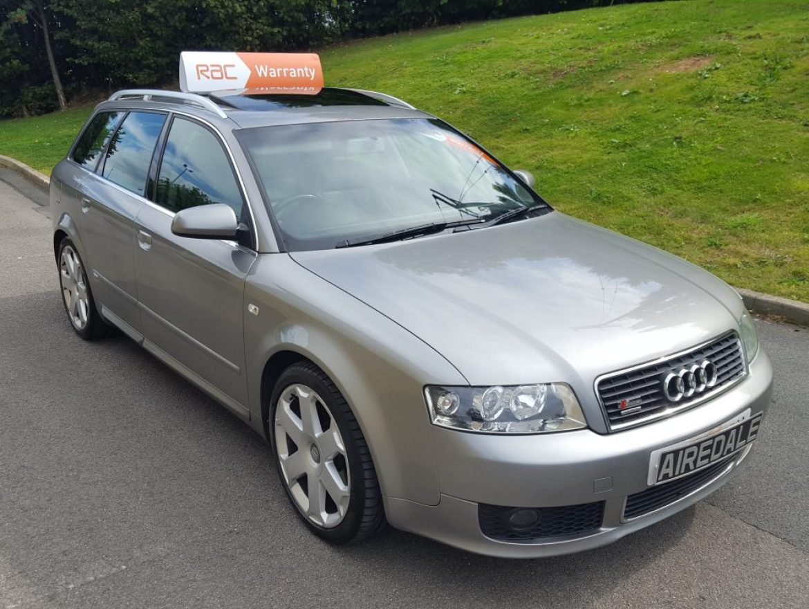 2004 audi a4 avant 1 9 tdi s line sport quattro 5dr airedale cars. Black Bedroom Furniture Sets. Home Design Ideas
