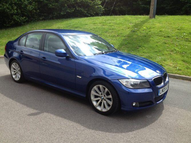 2009 BMW 3 Series 2.0 320d SE 4dr Saloon