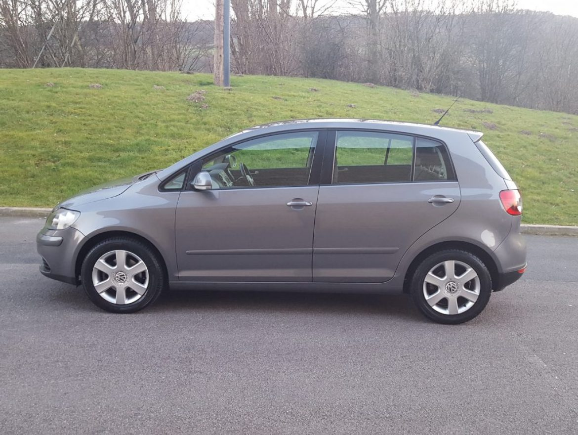 2006 volkswagen golf plus 1 9 tdi pd se 5dr airedale cars. Black Bedroom Furniture Sets. Home Design Ideas