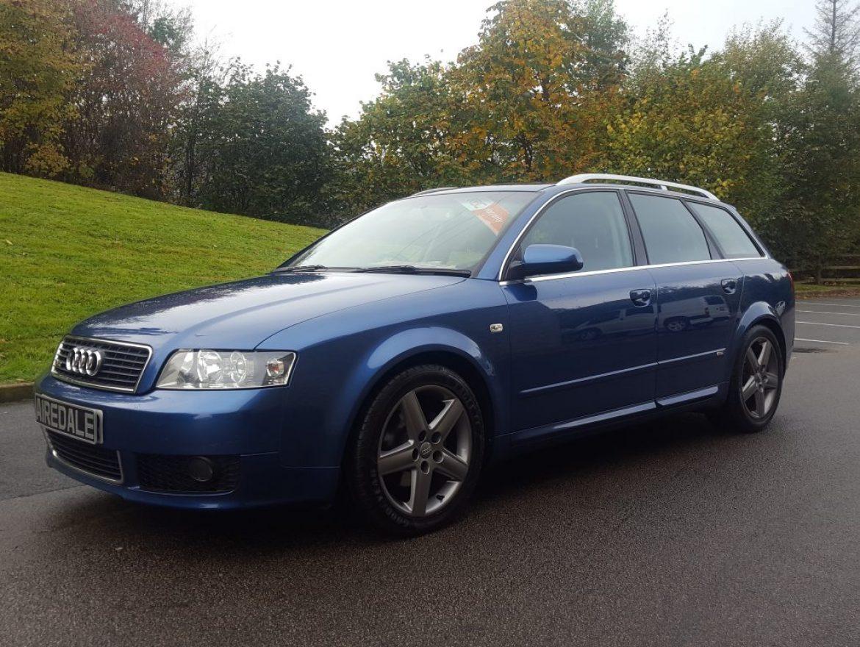 Audi a4 avant estate used 13