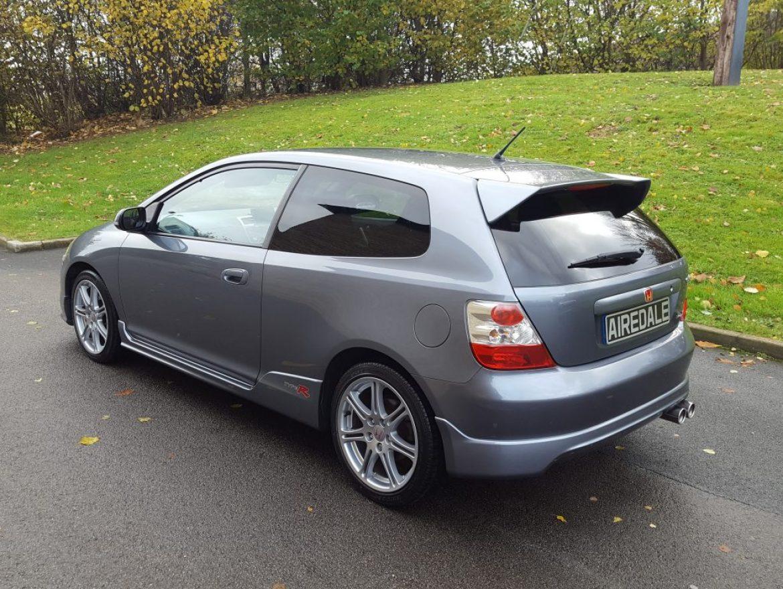 2005 Honda Civic 2.0 i VTEC Type R 3dr Hatchback FINAL PREMIER EDITION