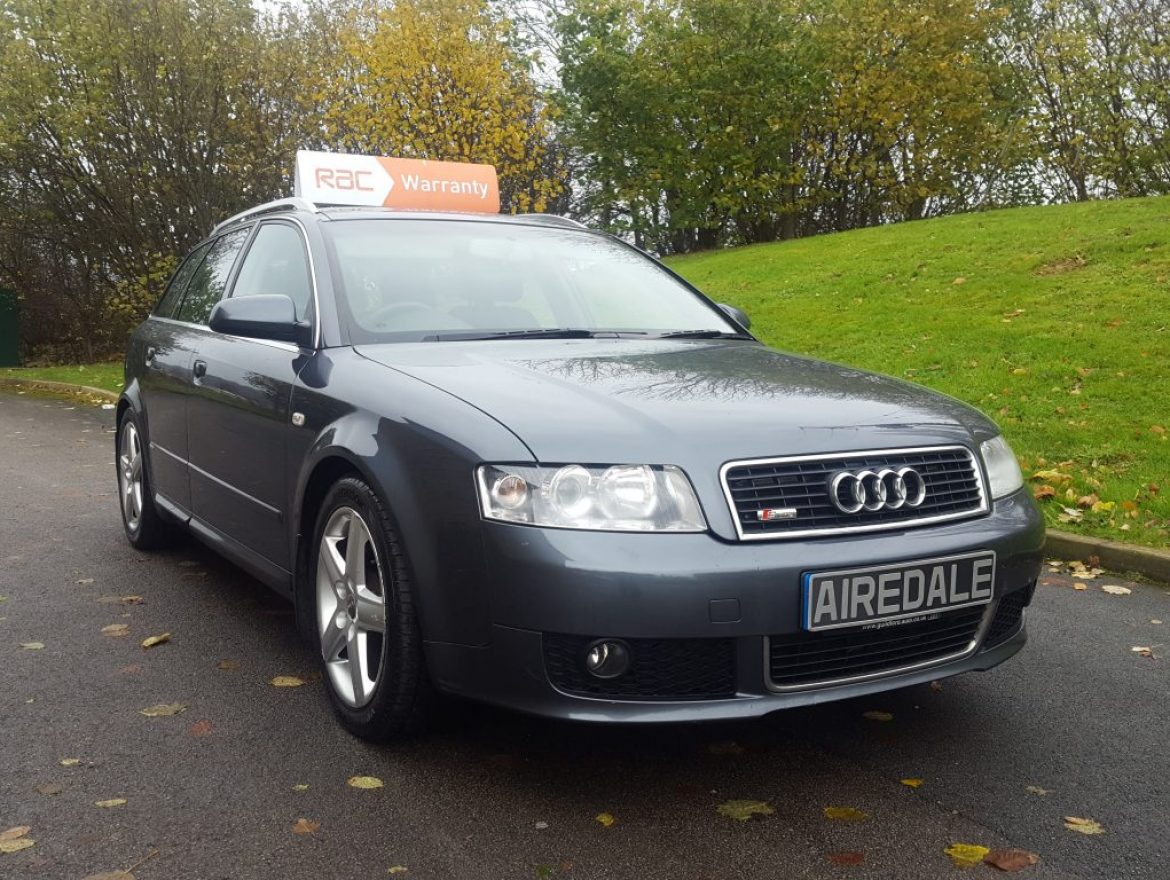 2004 audi a4 avant 1 9 tdi s line sport 5dr estate. Black Bedroom Furniture Sets. Home Design Ideas