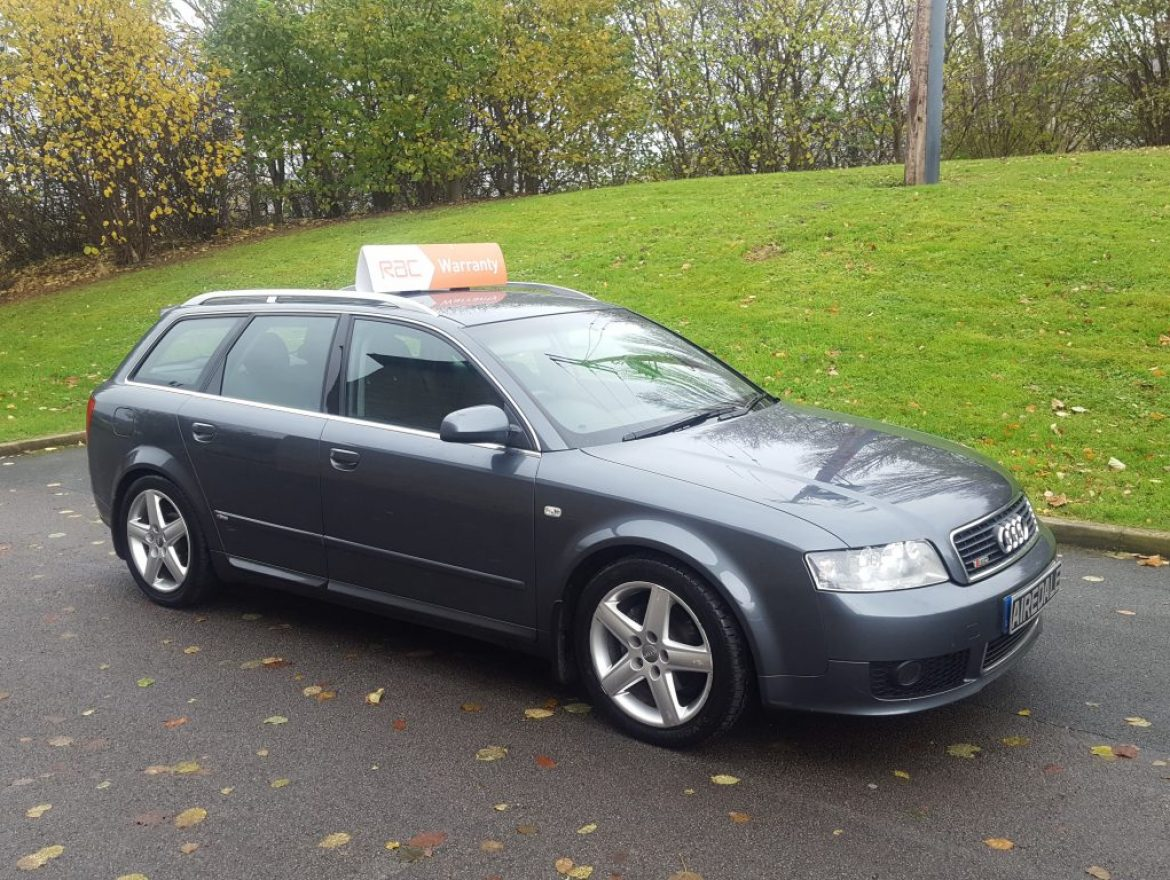Used audi finance uk 17