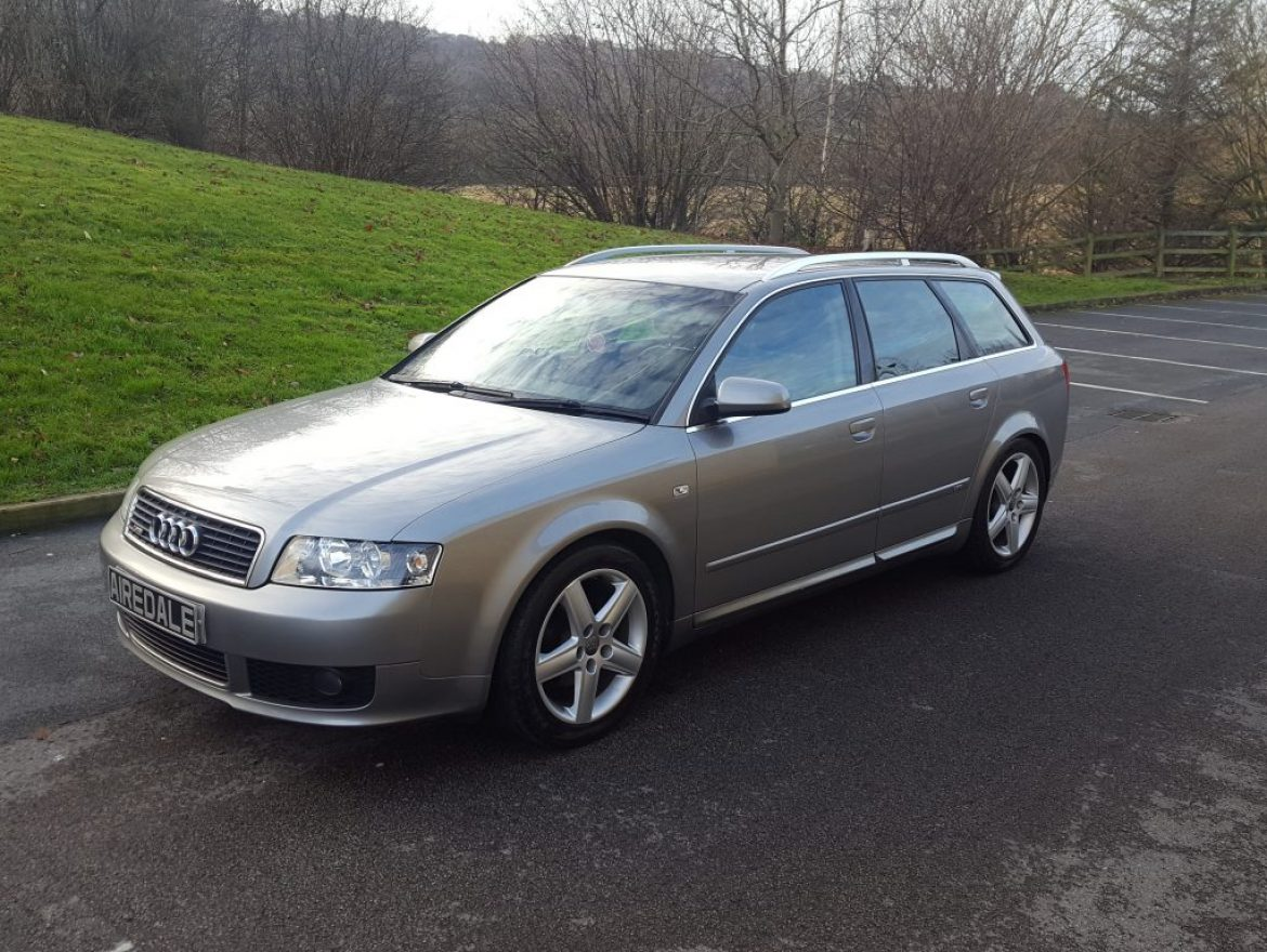 2004 audi a4 avant 1 9 tdi s line sport 5dr avant. Black Bedroom Furniture Sets. Home Design Ideas