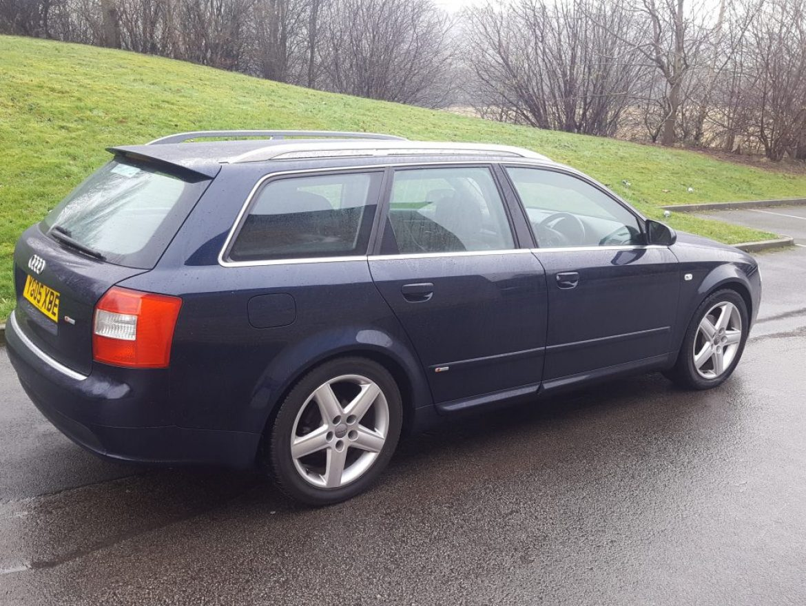 2005 audi a4 avant 1 9 tdi sport 5dr estate airedale cars. Black Bedroom Furniture Sets. Home Design Ideas