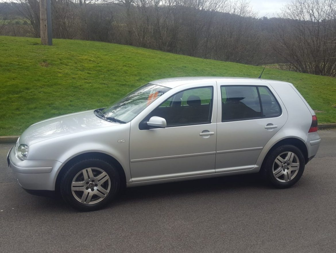 2002 Volkswagen Golf 1.9 TDI PD 130 GT 5dr Hatchback