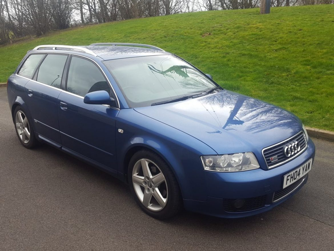 2004 Audi A4 Avant 1.9 TDI B6 specifications & stats 249645