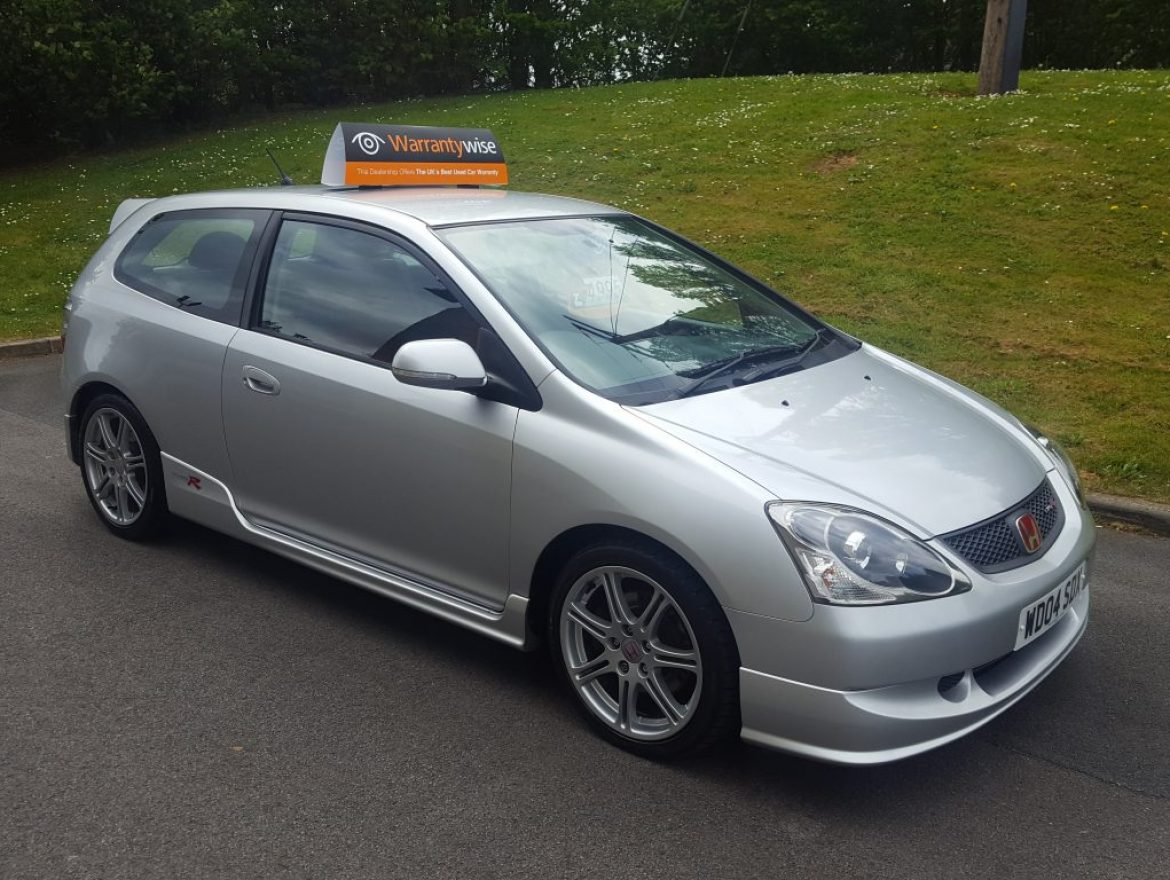 2004 honda civic 2 0 i vtec type r hatchback airedale cars. Black Bedroom Furniture Sets. Home Design Ideas