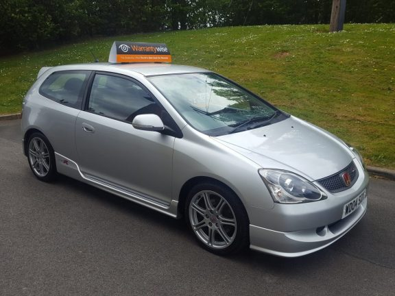 2004 Honda Civic 2.0 i-VTEC Type R Hatchback