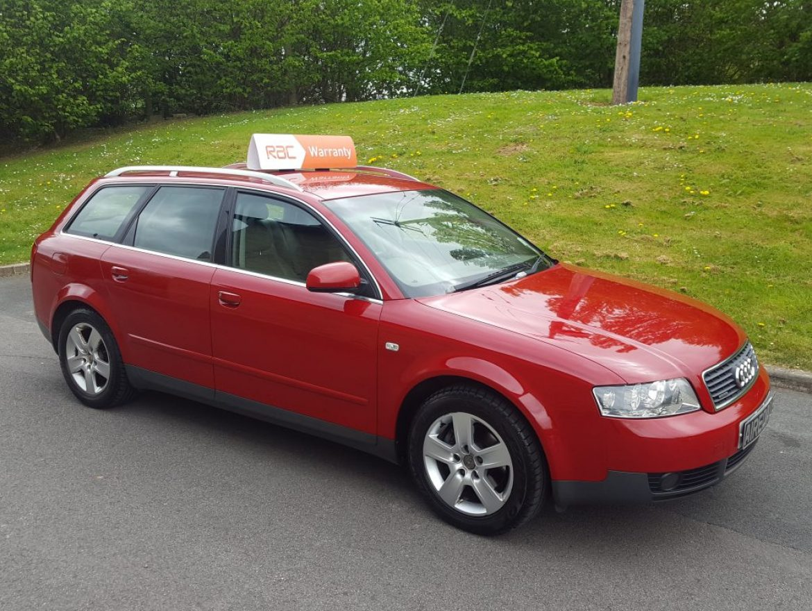 2003 audi a4 avant 1 9 tdi se quattro 5dr estate. Black Bedroom Furniture Sets. Home Design Ideas