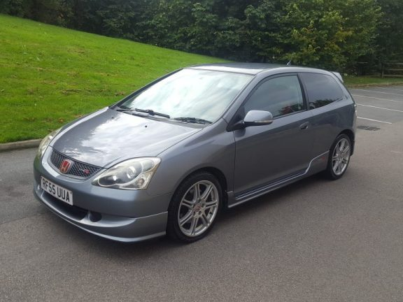 2005 Honda Civic 2.0 i-VTEC Type R PREMIER EDITION 3dr Hatchback