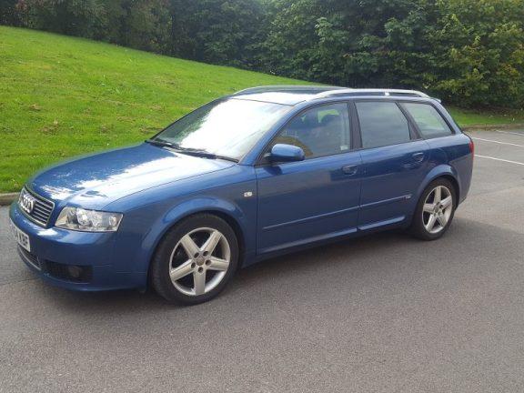 2004 Audi A4 Avant 1.9 TDI Sport 5dr Estate