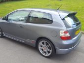 2005 Honda Civic 2.0 i-VTEC Type R Hatchback 3dr AC