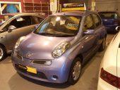 2008 Nissan Micra 1.2 16v Acenta 5dr Hatchback