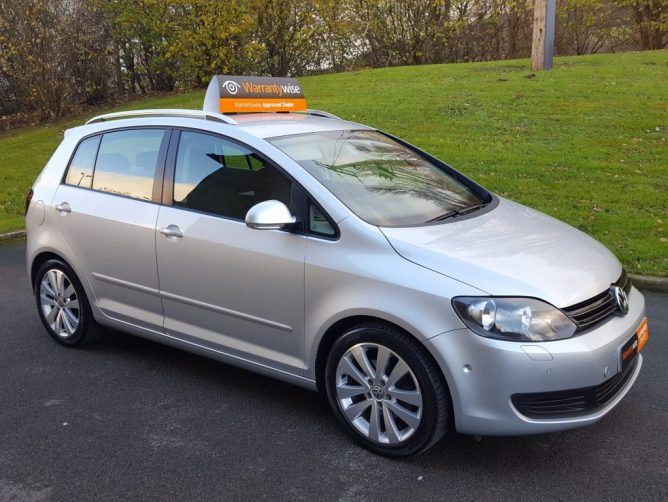 2010 Volkswagen Golf Plus 1.6 TDI SE 5dr Hatchback