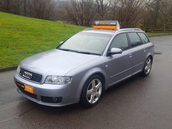 2004 Audi A4 Avant 1.9 TDI  S-LINE Sport 5dr Avant Estate