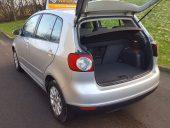 2009 Volkswagen Golf Plus 1.9 TDI PD Luna 5dr Hatchback