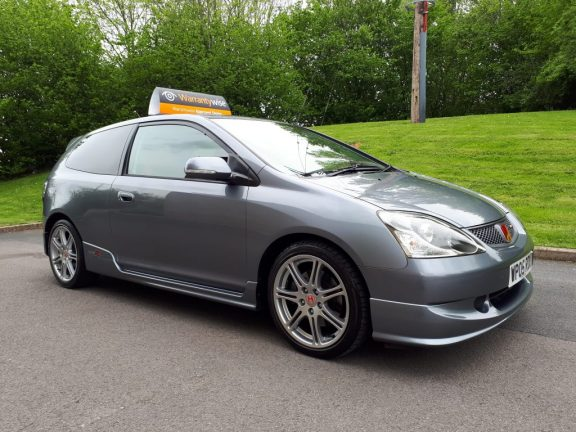 2005 PREMIER EDITION Honda Civic 2.0 i-VTEC Type R 3dr Hatchback
