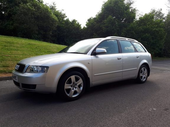 2004 Audi A4 Avant 1.9 TDI SE 5dr Estate