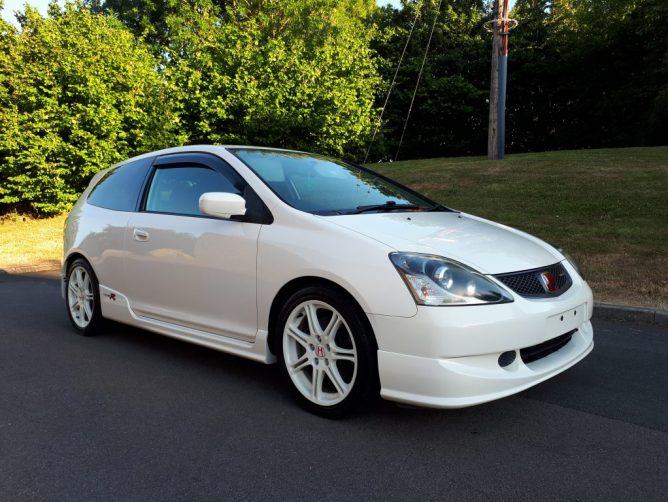 2005 Honda Civic TYPE R 2.0 JDM PREMIER EDITION 3dr Hatchback