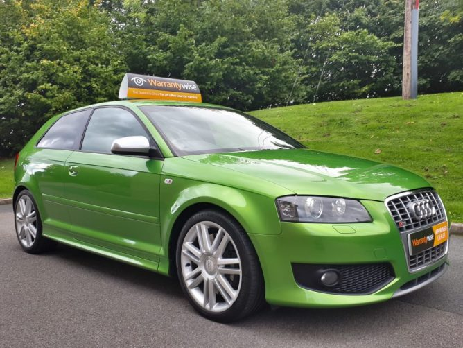 2008 AUDI S3 2.0 TFSI QUATTRO EXCLUSIVE EDITION 3dr Hatchback