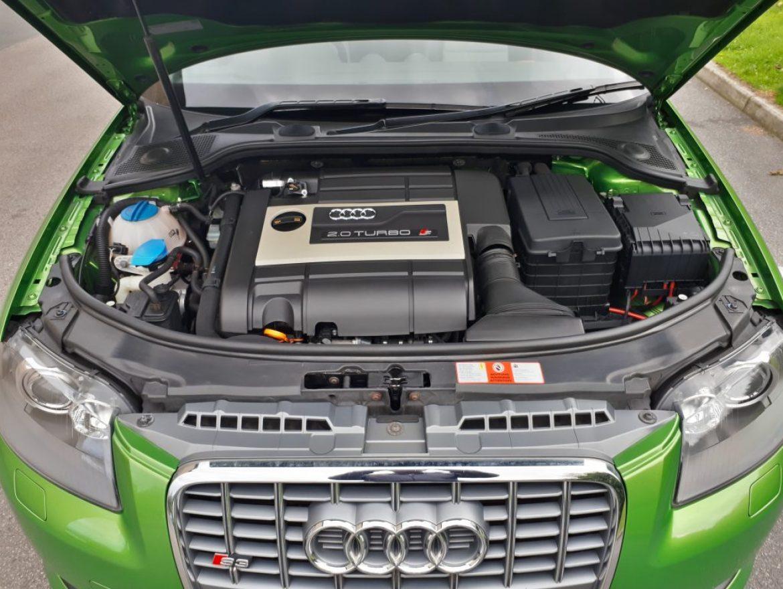 2008 AUDI S3 2.0 TFSI QUATTRO EXCLUSIVE EDITION 3dr Hatchback