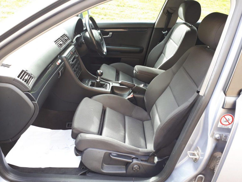2003 AUDI A4 1.9 TDI SPORT S-LINE 130 BHP 4dr Saloon