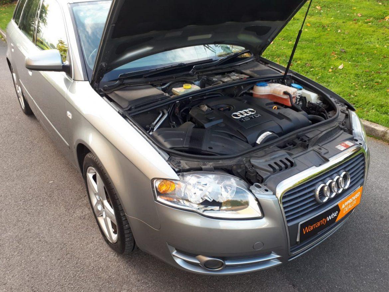 2006 AUDI A4 AVANT 1.9 TDI SE 5dr ESTATE