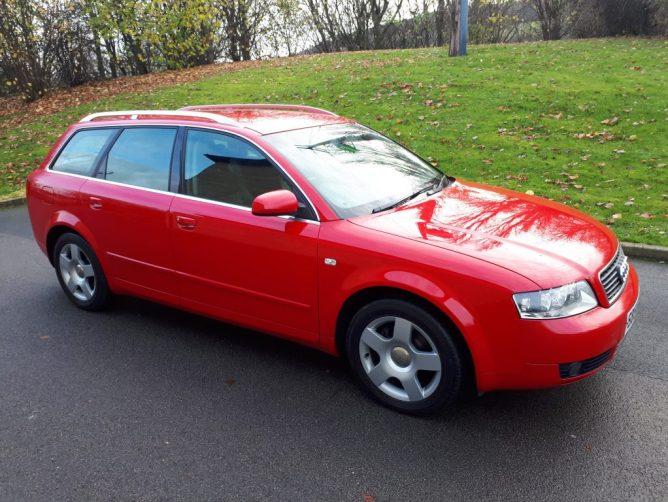 2004 AUDI A4 1.9 TDI SE AVANT 5dr ESTATE