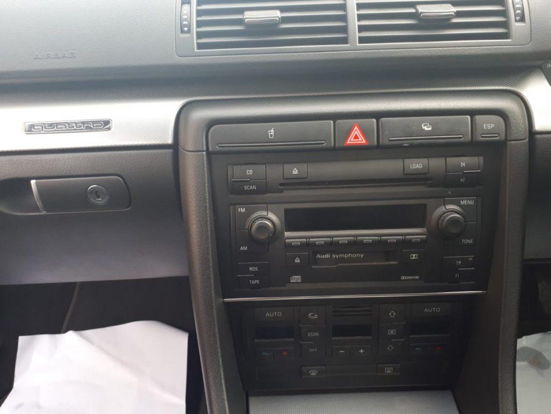 2003 AUDI A4 AVANT 1.9 TDI SPORT QUATTRO 5dr ESTATE