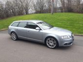 2009 Facelift Audi A6 Le Mans 2.7 Tdi V6 Estate