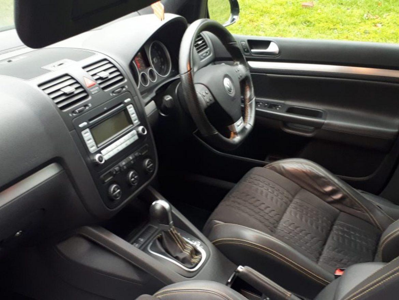 2008 GOLF 2.0 TFSI GTI PIRELLI LTD EDITION DSG 5 Dr Hatchback