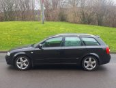 2004 AUDI A4 AVANT 1.9 TDI SPORT S LINE 5dr ESTATE 6 SPEED