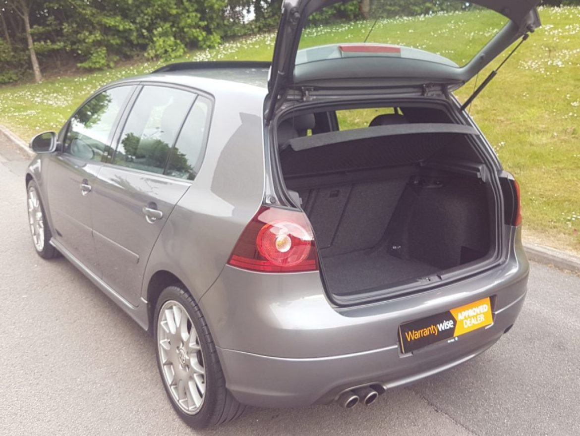 57 VW GOLF 2.0 TFSI GTI EDITION 30 DSG 5dr HATCHBACK