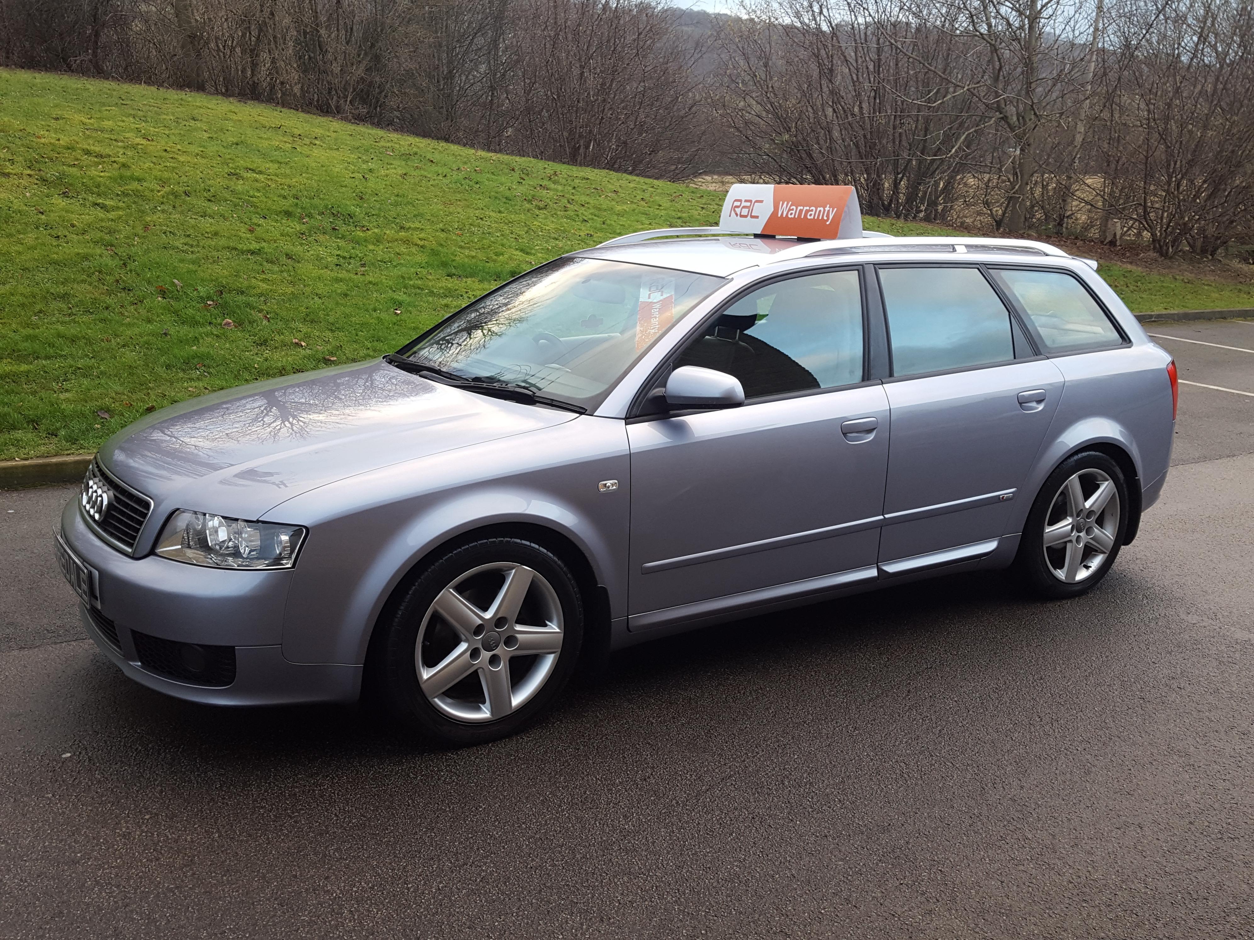 2004 Audi A4 Avant 1.9 TDI S-LINE Sport 5dr ESTATE ...