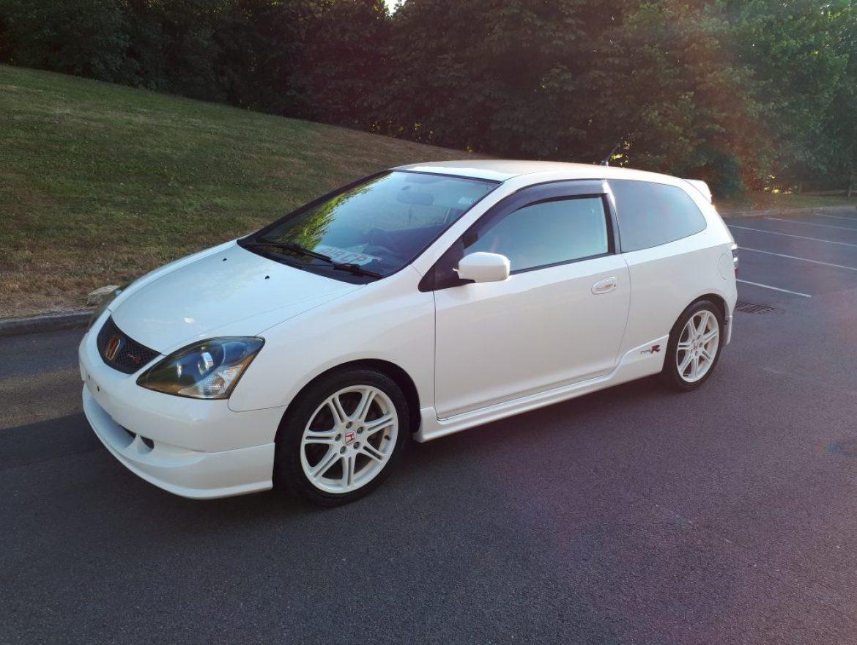 2005 Honda Civic TYPE R 2.0 JDM PREMIER EDITION 3dr ...